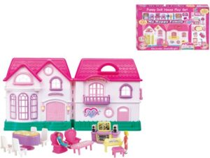 BW Funny Doll House (16525)