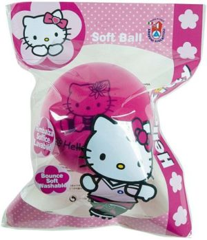 Androni Giocattoli Hello Kitty Μπάλα Μαλακή (5960-00HK)