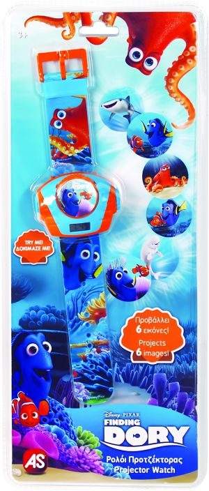Finding Dory Ρολόι Projector (1027-64132)