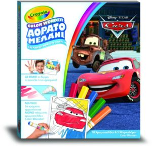 Crayola Color Wonder Cars (CRY03000)