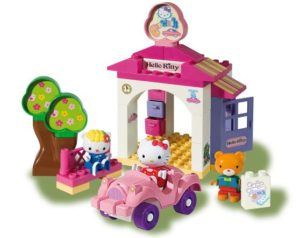 Androni Giocattoli Hello Kitty Car Wash (8671-00HK)