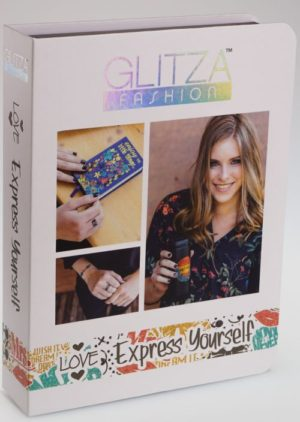 Glitza Fashion Tattoo Express Yourself Deluxe Giftbox (7822)