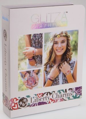 Glitza Fashion Tattoo Liberty Charms Deluxe Giftbox (7823)
