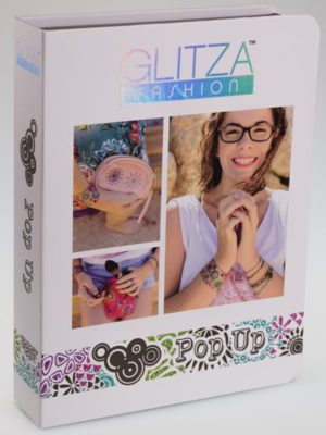 Glitza Fashion Tattoo Pop Up Deluxe Giftbox (7825)