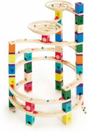 Hape Quadrilla Marble Run Ξύλινο The Cyclone (E6008Α)