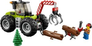 LEGO City Forest Tractor (60181)