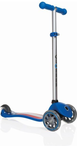 Globber Scooter Primo Fantasy Lights American-Navy Blue (424-001)
