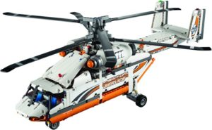 LEGO Technic Heavy Lift Helicopter (42052)