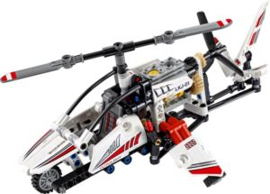 LEGO Technic Ultralight Helicopter (42057)