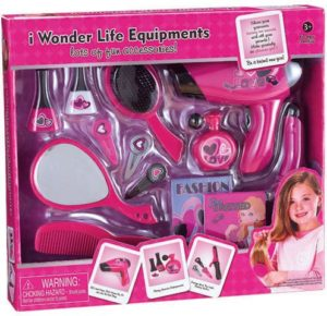 BW Beauty Playset & Σεσουάρ (BE1324)