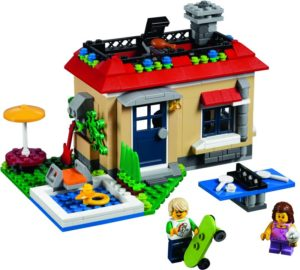 LEGO Creator Modular Poolside Holiday (31067)