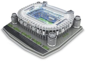 3D Puzzle Santiago Bernabeu (Real Madrid) Led (34401)