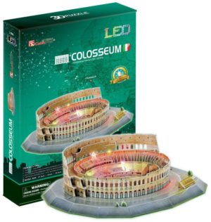 BW Παζλ 3D The Colosseum (Italy) 185Τμχ (L194H)