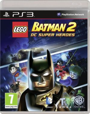 PS3 Lego Batman 2:DC Superheroes