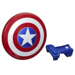 Captain America Movie Magnetic Shield & Gauntlet (B9944)