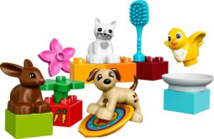 LEGO Duplo Family Pets (10838)