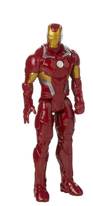Avengers Movie Titan Hero Figure-3 Σχέδια (B6660)