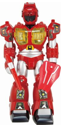 Goldlok Robot B/O Spin Pulse Corps (2010-06R-GN)