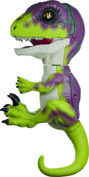 WowWee Fingerlings Untamed Dino-4 Σχέδια (3780)