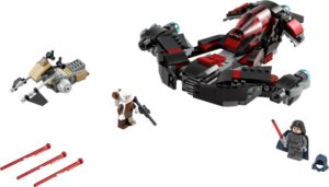 LEGO Star Wars Eclipse Fighter (75145)