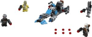 LEGO Star Wars Bounty Hunter Speeder Bike Battle Pack (75167)