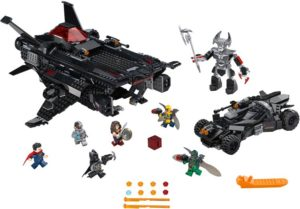 LEGO Super Heroes Flying Fox: Batmobile Airlift Attack (76087)