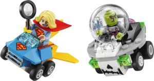 LEGO Super Heroes Mighty Micros: Supergirl vs. Brainiac (76094)