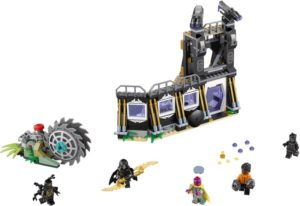 LEGO Super Heroes Glaive Thresher Attack (76103)