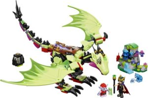 LEGO Elves The Goblin King's Evil Dragon (41183)