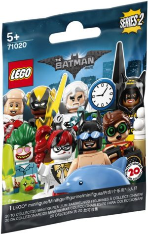 LEGO Minifigures The LEGO Batman Movie-Series 2 (71020)