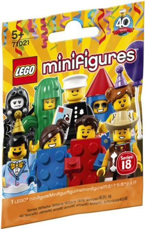 LEGO Minifigures Series 18-Party (71021)