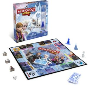 Monopoly Junior Frozen (B2247)