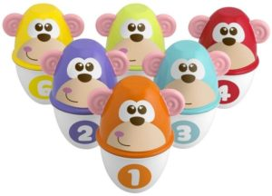 Chicco Bowling Set Monkey Strike 2 in 1 (5228)
