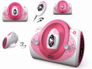 Smoby Hello Kitty Music Station + Reader (027186)