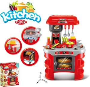 BW Kids Κουζίνα Little Chef Playset (008-908A)