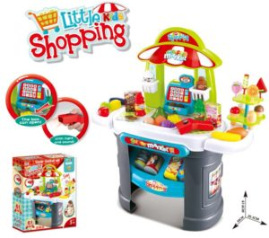 BW Kids Super Market Playset (008-911)