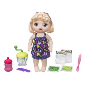 Baby Alive Sweet Spoonfuls Baby BL (E0586)