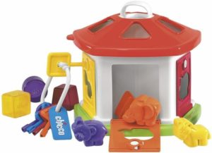 Chicco Animal Cottage Shape Sorter (64273)