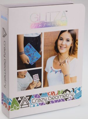 Glitza Fashion Tattoo Crazy Geometry Deluxe Giftbox (7820)