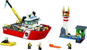 LEGO City Fire Boat (60109)