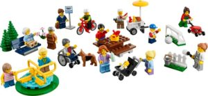 LEGO City Fun In The Park-City People Pack (60134)
