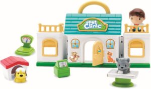 Keenway Carry-Along Pet Clinic (22064)