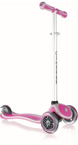 Globber Scooter Primo Plus-Deep Pink (440-110)