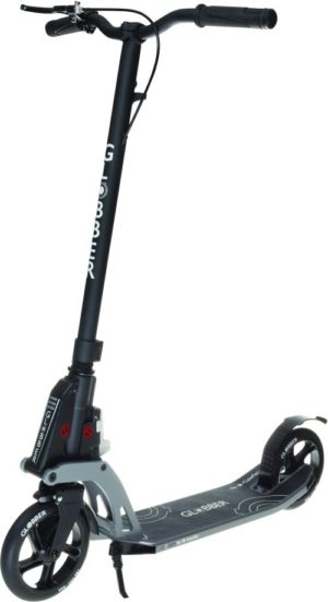 Globber Scooter My Too One K180 w/Brake-Black (499-190)