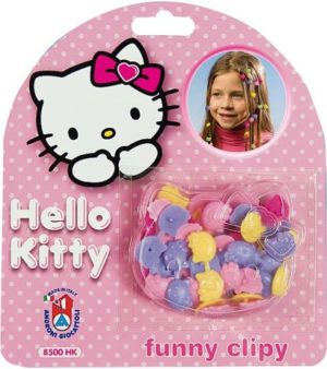 Androni Giocattoli Hello Kitty Funny Clippy (8500-00HK)
