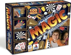 Amazing Magic 100 Tricks Με DVD (520127-8900)
