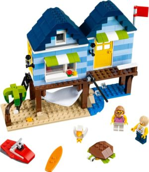 LEGO Creator Beachside Vacation (31063)
