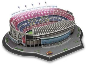 3D Puzzle Camp Nou (Barcelona) Led (34402)