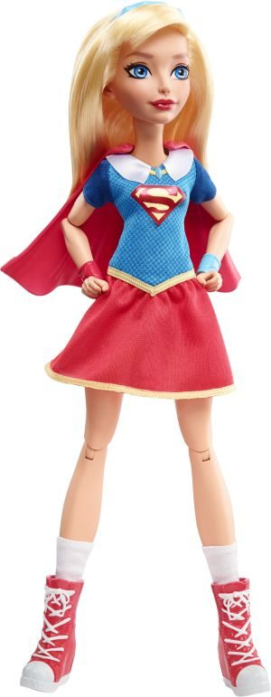 DC Super Hero Girls Συλλεκτική Super Girl 30cm (DLT63)