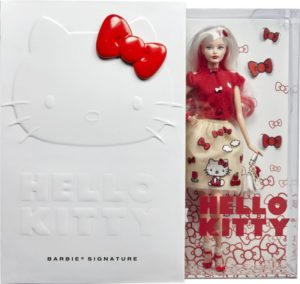 Barbie Συλλεκτική Hello Kitty (DWF58)